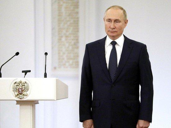 Путин пожаловался паралимпийцам на коронавирус в своем окружении
