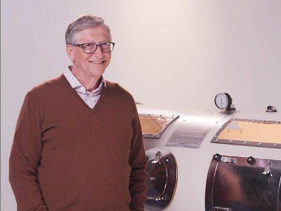 Билл Гейтс предупредил о неготовности человечества к новым пандемиям