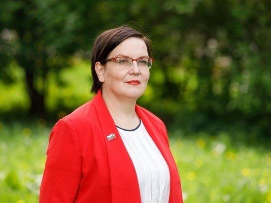 Политик Галямина раскритиковала кандидата в депутаты ГД от КПРФ Останину за оправдание жестокости Лукашенко
