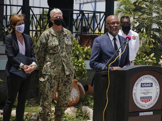 Премьера Гаити заподозрили в причастности к убийству президента