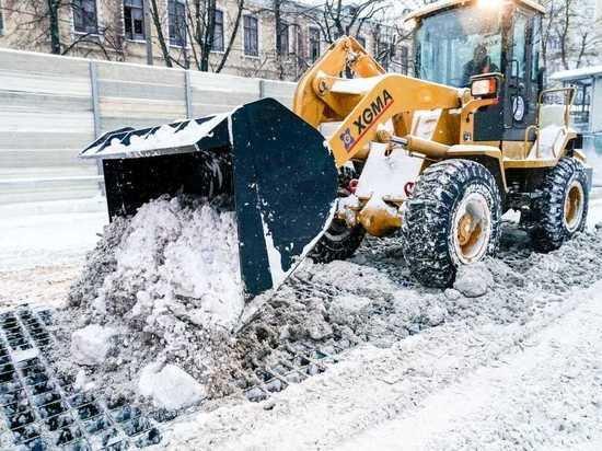 Петр Бирюков: к холодам в Москве подготовили 56 снегосплавных пунктов
