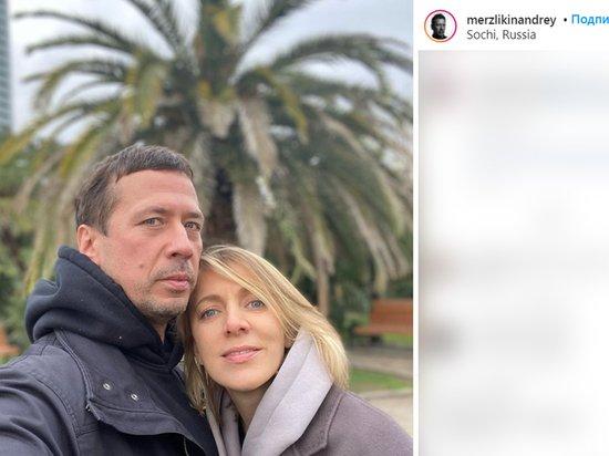 Супруга актера Андрея Мерзликина высказалась про слухи о разводе