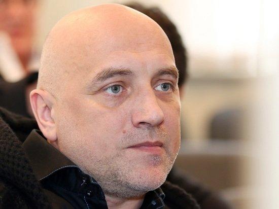 Захар Прилепин отказался от депутатского мандата