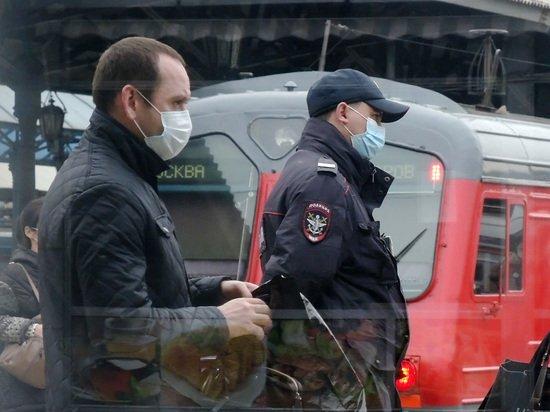 В России число заболевших коронавирусом за сутки увеличилось на 22 498