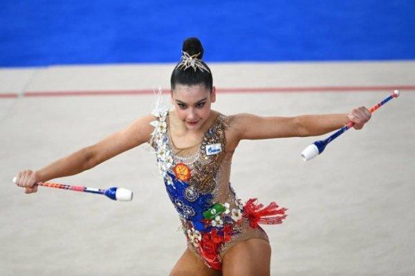 У российской гимнастки Лалы Крамаренко появился именной элемент