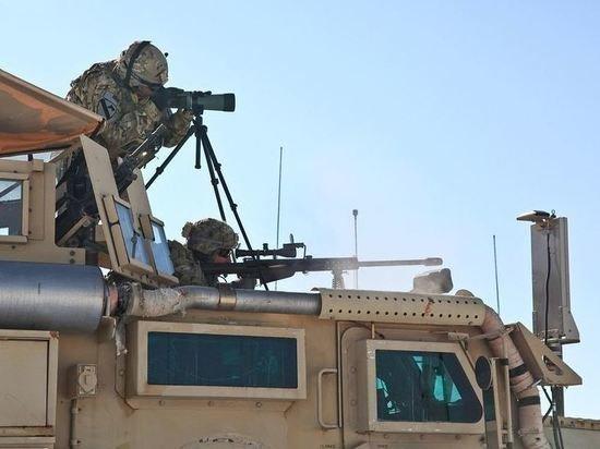 Талибы заявили о нарушении США воздушных границ Афганистана