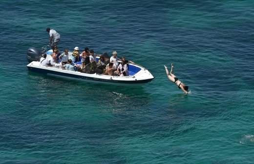 В Анапе сняли запрет на купание в море
