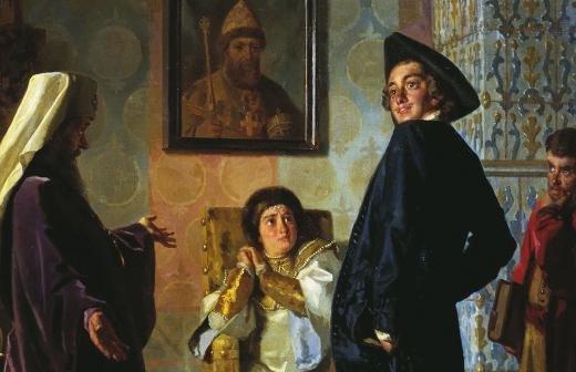 Лавров наградил митрополита Илариона знаком «За взаимодействие»