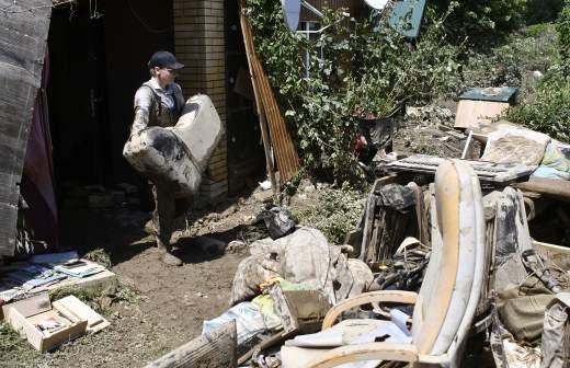 Гребень амурского паводка достиг Комсомольска-на-Амуре