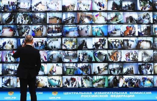 Памфилова назвала число досрочно проголосовавших на выборах в Госдуму