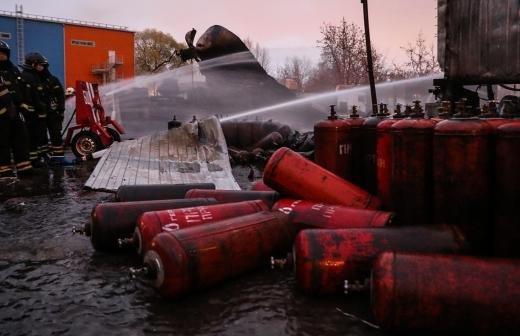 Гендиректор «Мособлгаза» выехал на место взрыва в доме в Ногинске