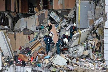Число пострадавших при взрыве газа в Подмосковье увеличилось до 15