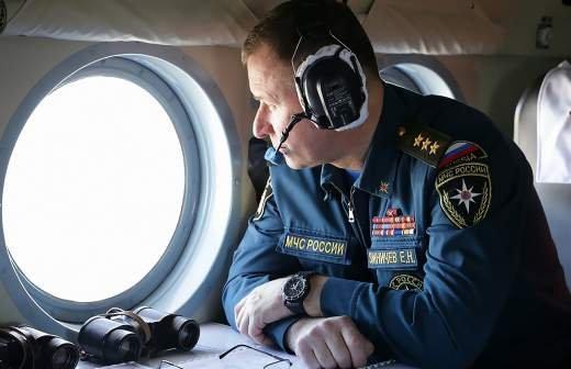 Лавров выразил соболезнования в связи с гибелью главы МЧС Зиничева