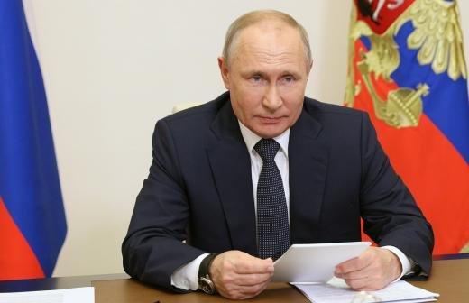 Путин заявил о недопустимости оправдания преступников Второй мировой