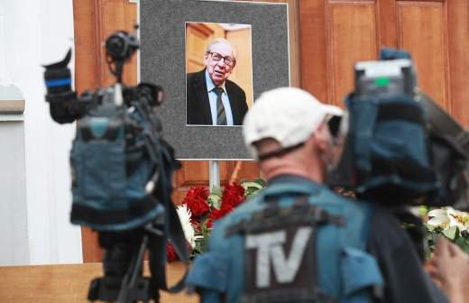 В Москве захоронили прах президента журфака МГУ Ясена Засурского