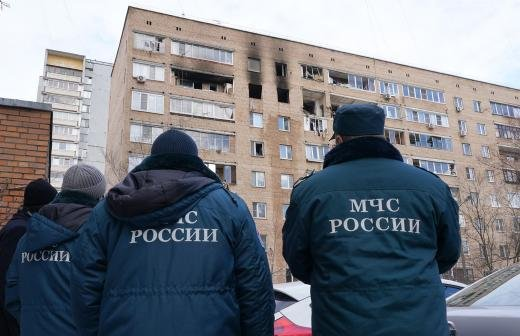 Пострадавшим при взрыве газа в Ногинске начали поступать выплаты