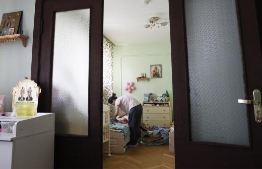 В РФ сообщили о выплате пособий женщинам на ранних сроках беременности