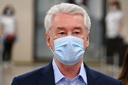 Собянин объяснил рост заражений коронавирусом в Москве