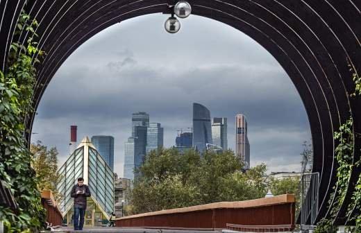 Вильфанд пообещал потепление в центре европейской части России