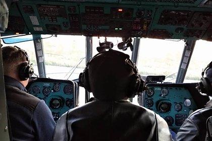В Хабаровском крае возобновили поиски пропавшего Ан-26