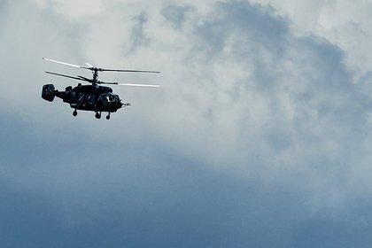 Совершивший жесткую посадку на Камчатке вертолет принадлежал ФСБ