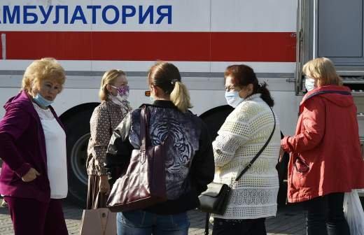 Попова заявила о сезонном росте заболеваемости ОРВИ в России