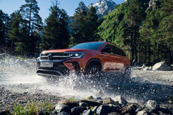 Volkswagen Taos – все то, что вы ищете во внедорожнике, и даже больше