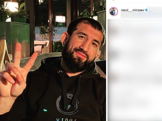 Чемпион Мирзаев разрешил вопрос с напавшим на него фанатом Нурмагомедова