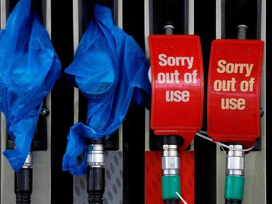 С автозаправок в Великобритании начали воровать топливо