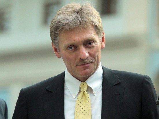 В Кремле отреагировали на арест Саакашвили в Тбилиси