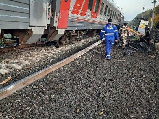 Движение поездов восстановили после ДТП в Пензенской области