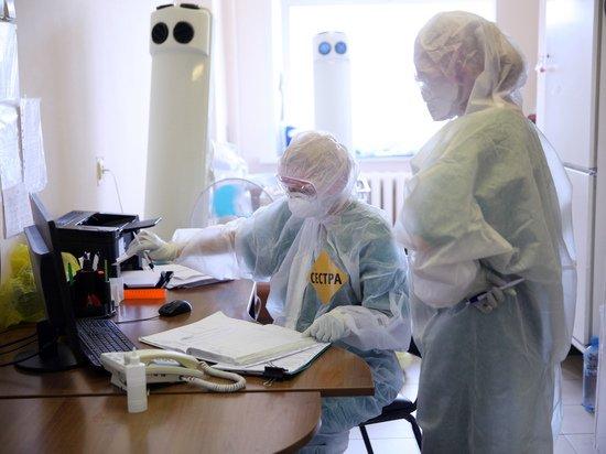 В России выявили 25 219 новых случаев коронавируса