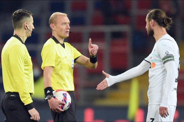 Николаев уверен, что в ворота ЦСКА надо было назначать пенальти