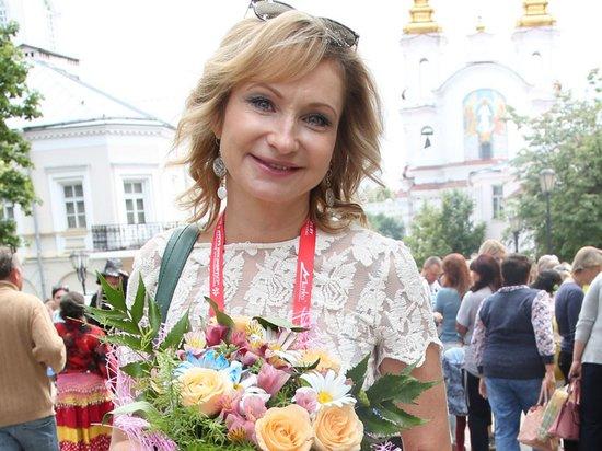 Актриса Ольга Прокофьева госпитализирована из-за коронавируса