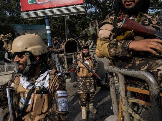 Талибы показали секретную базу ЦРУ в Афганистане