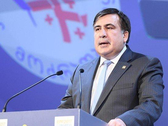 На Украине допустили рост напряженности с Грузией из-за ареста Саакашвили