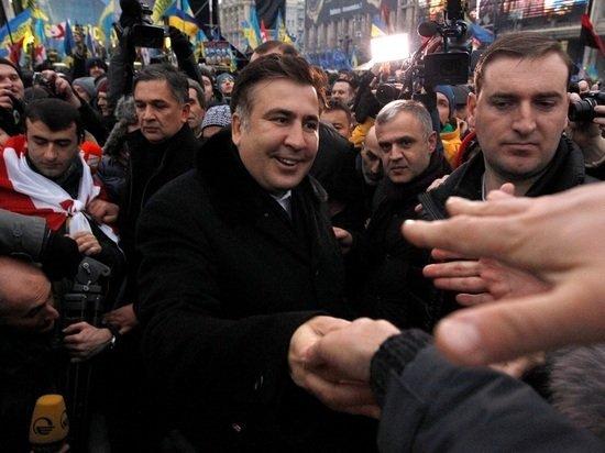 На Украине началось расследование о выезде Саакашвили