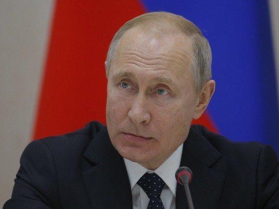 Путин рассказал о болезни своего адъютанта