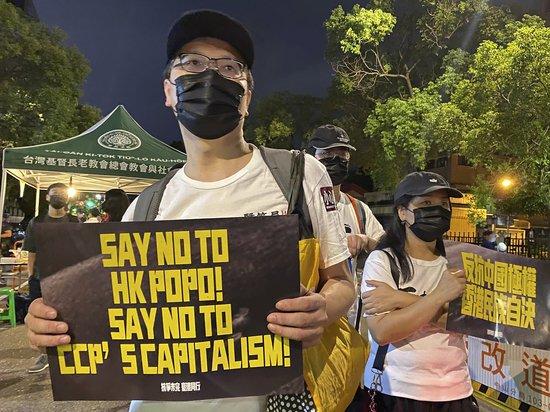 Переходу Тайваня в руки Пекина предрекли «катастрофические последствия»