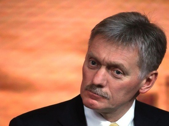 Песков охарактеризовал слова Саакашвили об