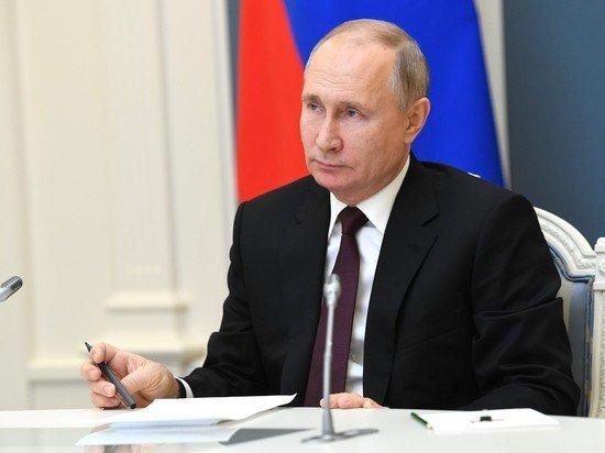 Путин потребовал убрать мусорные полигоны в городах как можно скорее