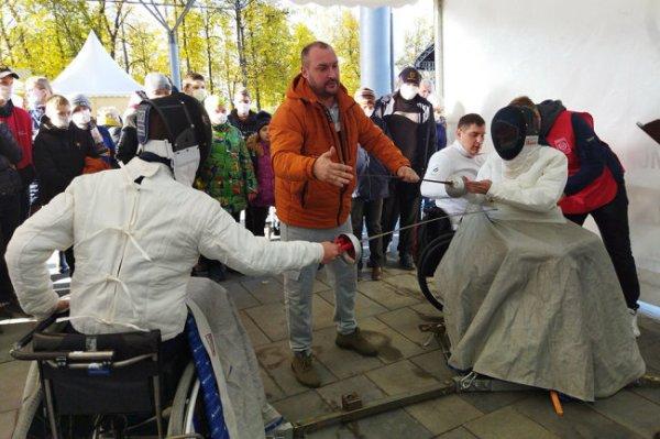 В Нижегородской области чествовали героев токийской Паралимпиады