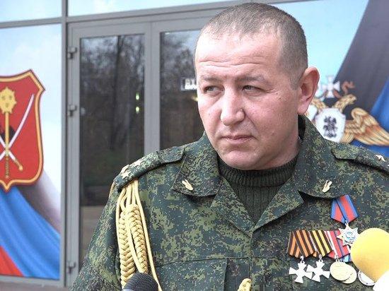 Символ танковых войск ДНР комбат «Дизель» попался на мародерстве
