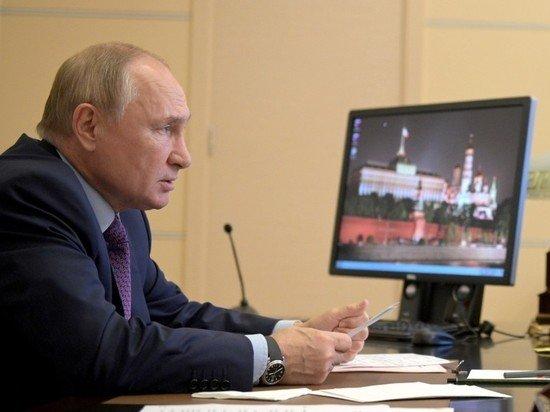Путин обсудил с Совбезом вопросы стабильности России