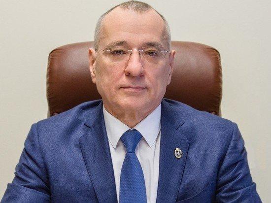 Мэр Белгорода Галдун подал в отставку