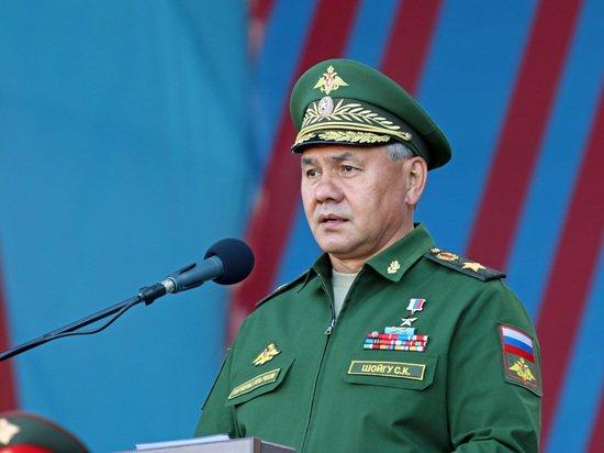 Шойгу: на востоке РФ сформировали новые полки из-за угроз безопасности