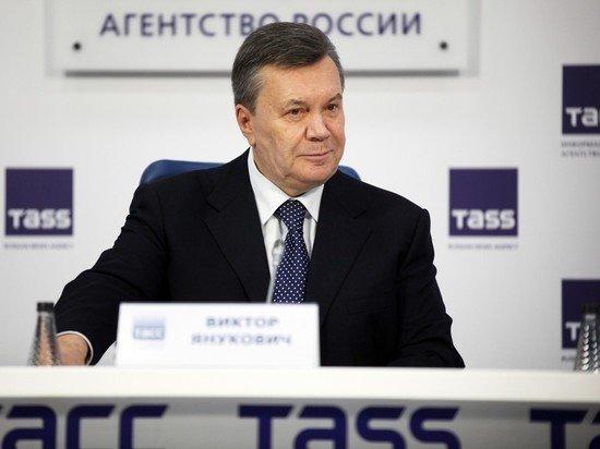 Украинский суд вынес постановление об аресте Януковича