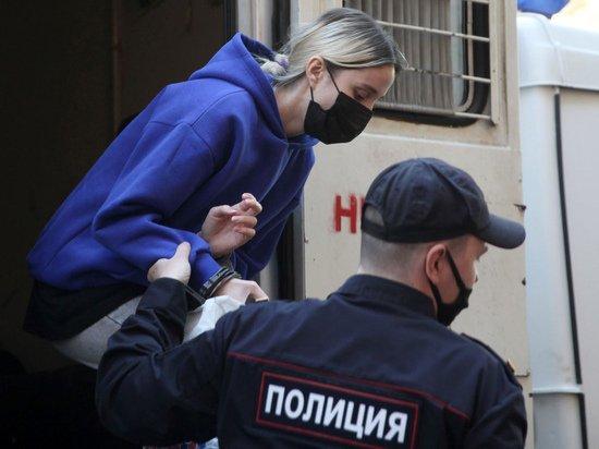 Сбившую троих детей студентку Башкирову на суде уличили в черствости