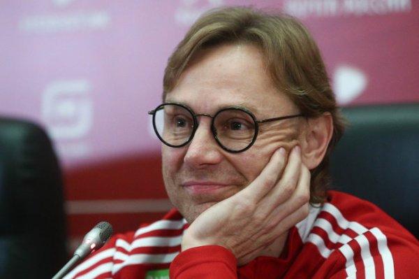 Карпин: С учетом проблем лучше я сыграю со словаками. Я хотя бы был на сборе