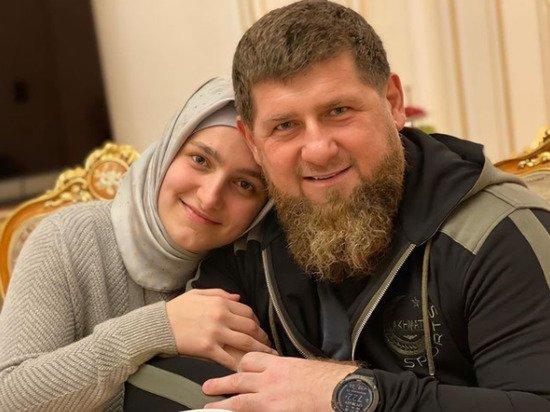 22-летняя дочь Кадырова стала министром культуры Чечни